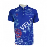 OEM original blank unbranded bulk color combination collar design us dye sublimation printing polo shirts for men